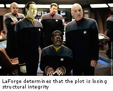 Star Trek - Nemesis: crew